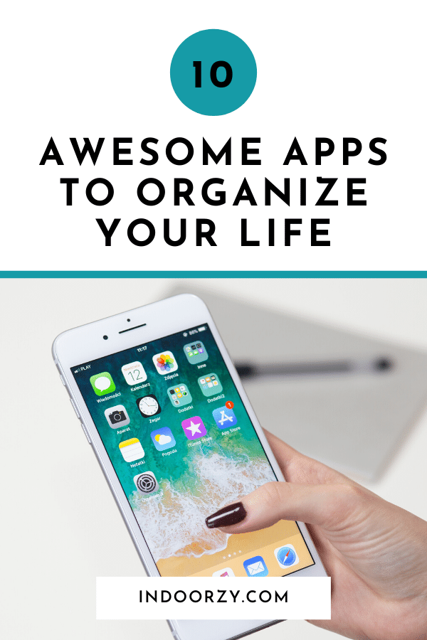 10 Awesome Apps to Organize Your Life