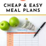 15 Cheap and Easy Meal Plans