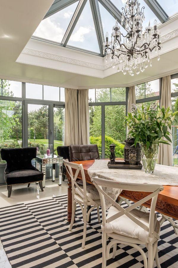 Inspiring Indoor Sunroom Ideas | Best Sunroom Design Inspiration