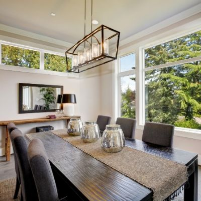 12 Chic Contemporary Dining Room Ideas