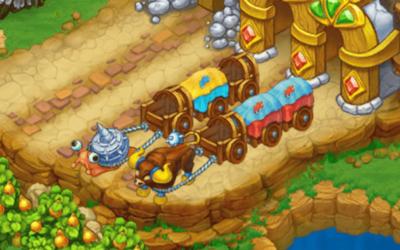 Harvest Land Caravan | How to Send a Caravan in Harvest Land