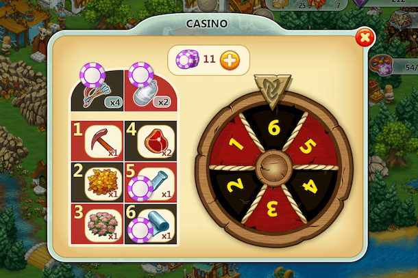 How to Win 2 Items at Once at the Harvest Land Casino