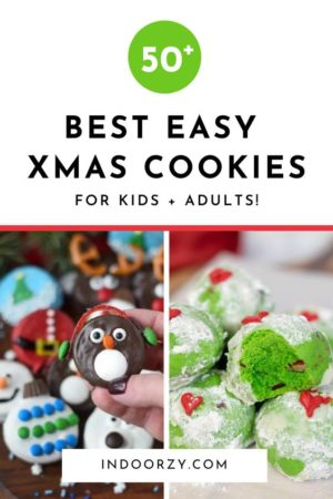 The Best Christmas Cookie Recipes for Kids and Adults (Easy, Pretty and Delicious)