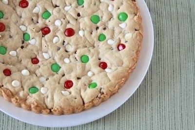 Cream Cheese Chocolate Cookie Bar Christmas Cookies