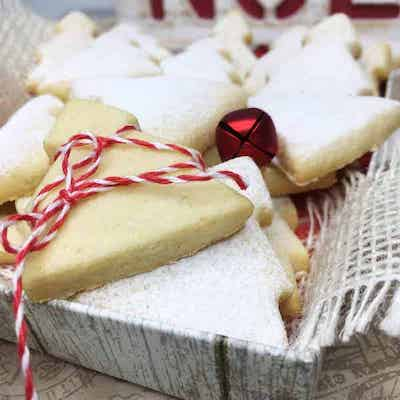 French Bredele Alsatian Christmas Cookies